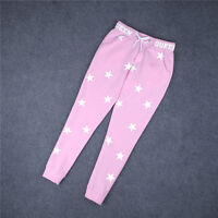 Womens New Star Print Ladies Bottoms Waistband Tracksuit Jogging Joggers Pants @