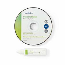 AUDIO CD Laser & Linsen Reinigungsset + 20ml Fluid für CD Player / Audio Geräte
