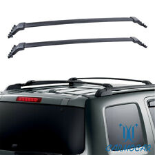 Roof Rack Cross Bar Crossbars Luggage Carrier Fit For 2009-2015 Honda Pilot