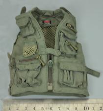 "1/6 Scale Accessories Reporter Vest F 12"" Action Figure"
