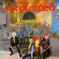 The Exploited - Troops Of Tomorrow [LP][schwarz]