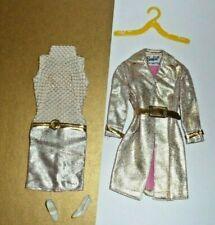 1967 Mattel Barbie INTRIGUE #1470 MINTY mod Outfit COMPLETE Vintage Barbie