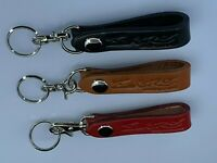 Leather Key Fob Belt Loop Holder Key Chain_FREE SHIPPING