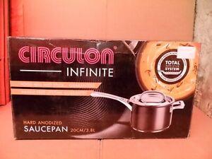 Circulon Infinite 20cm Saucepan 3.8L 80671