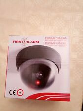 First Alarm Wireless Dummy CCTV Camera Security Outdoor LED Flashing Light