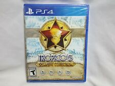 NEW (Read) Tropico 5 Complete Collection Playstation 4 Game SEALED PS4 US NTSC