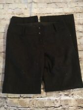 The Limited Women's Wool (12%) Brown Winter Dress Pants. Size: 8 Regular