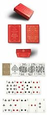 New Red Misc. Goods Co. Playing Cards Decks Printed By USPCC 2nd Edition