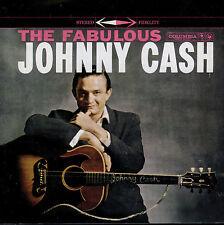 JOHNNY CASH  the fabulous / 70th BIRTHDAY EDITION - BONUS TRACKS