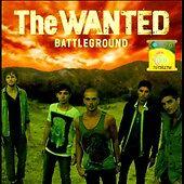 THE WANTED - Battleground - 2011 12 Track CD Album