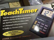 Teach Timer Stokes Classroom Time Management Timer Chronograph Clock 229