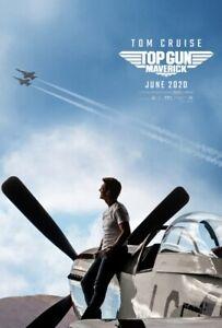 TOP GUN MAVERICK 27x40 Movie Poster [Tom Cruise] - Licensed | New | USA |  [A]