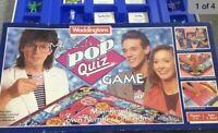 Vintage Mike Read's Pop Quiz Board Game Waddingtons 1985 Retro