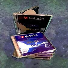 Verbatim 3D writable Blu-ray, 100GB-XL in Jewel Case; hub-printable