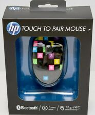 NEW HP H4R81AA 3-Button Bluetooth Wireless Laser Mouse (Touch to Pair)