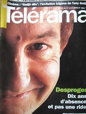 2517 PIERRE DESPROGES PROCES PAPON RAPP NTM JOE STARR KOOL SHEN TELERAMA 1998