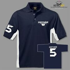 Retro GP Parmalat Brabham BT49 Polo Shirt Classic Grand Prix Formula One F1