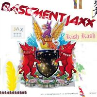 BASEMENT JAXX - KISH KASH  CD NEU