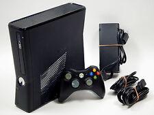 XBOX 360 Slim Konsole 4 GB schwarz matt ~8033