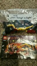 LEGO 7474 URBAN AVENGER VS RAPTOR NEW WITHOUT BOX
