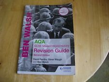 AQA GCSE MODERN WORLD HISTORY REVISION GUIDE QUESTIONS TASKS TIPS KS4 2017 ACCEP