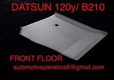 DATSUN 120y/B210 FRONT FLOOR PAN RIGHT HAND SIDE rust repair panel/part