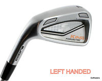 Cobra King Forged Tec 7 Iron Steel Stiff Flex Left Handed F3393