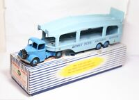 Dinky 982 Pullmore Car Transporter In Its Original Box - Near Mint Vintage