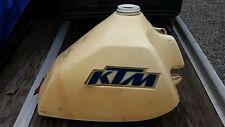 82 83 84 KTM gas fuel petrol tank 250 420 495 504 GS MX MXC 1982 1983 1984