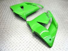 2004 04 05 Kawasaki ZX10R ZX1000 OEM Mid Fairings Left Right Side Body Panels