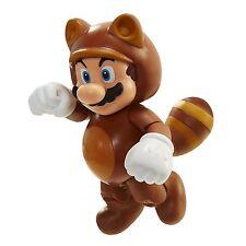 Super Mario Bros. >>TANUKI TANOOKI MARIO<< World of Nintendo Actionfigure - NEW