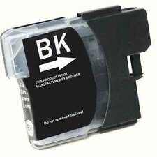 2P BLACK Ink for Brother LC61 LC-61 MFC-5490CN MFC-5890CN MFC-J220