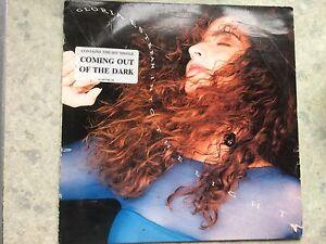 "Gloria estefan, in to the light, 12""vinyl record Lp"