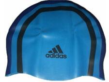 Adidas Silikon Cap Youth Kinder Badekappe  blau                 (K1017)