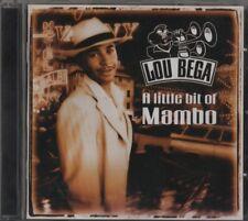 CD - LOU BEGA - A LITTLE BIT OF MAMBO