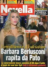 Novella 2011 9.BARBARA BERLUSCONI-PATO,ELISABETTA CANALIS,VALERIA MARINI,J.LAW