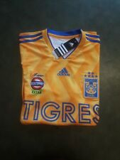 TGRES OF UANL HOME JERSEY COLOR YELLOW SIZE M