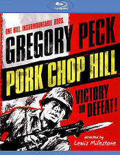 Pork Chop Hill (Blu-ray Disc, 2015)
