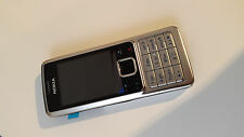 Nokia 6300 Phone Top Condition Free For All Cards + New Battery