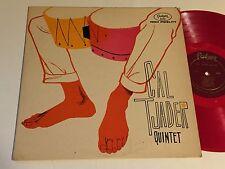 CAL TJADER QUINTET Red Vinyl Luis Miranda fantasy 3232 MONO Cuban Jazz