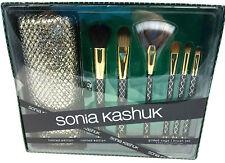 NOS Sonia Kashuk Limited Edition Gilded Cage Brush Set