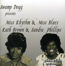 Ruth Brown - Swamp Dogg Presents Miss Rhythm and Miss Blues [New CD]
