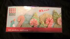 Sweet Creations Plastic Holiday Cookie Cutters With Soft Grip by Good Cook 12-Ct