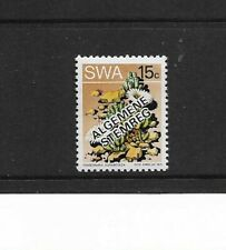1973 South West Africa - 15c Succulent - With Overprint - Single Stamp - MNH.