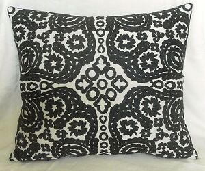 """Designers Guild Christian Lacroix Cushion Cover PASEO CANETILLE DOMINO 18"""" x 16"""""""
