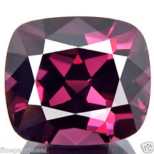 7.44ct HUGE FLAWLESS UNHEATED 100% NATURAL BEST PURPLE PINK SPINEL FANTASTIC CUT