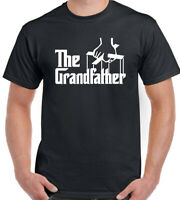 The Grandfather - Mens Funny T-Shirt Fathers Day Present Dad Godfather Birthday