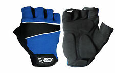 CHILDRENS / KIDS GEL PADDED CYCLING CYCLE BIKE / WHEELCHAIR GLOVES XXXXS - XXS