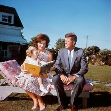 Jackie Kennedy Moments In Time Series- from Negative  RareAndOriginal Photo n121