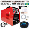 50 AMP Plasma Cutter CUT50 Welding Cutting Machine Digital Inverter 110/220V US